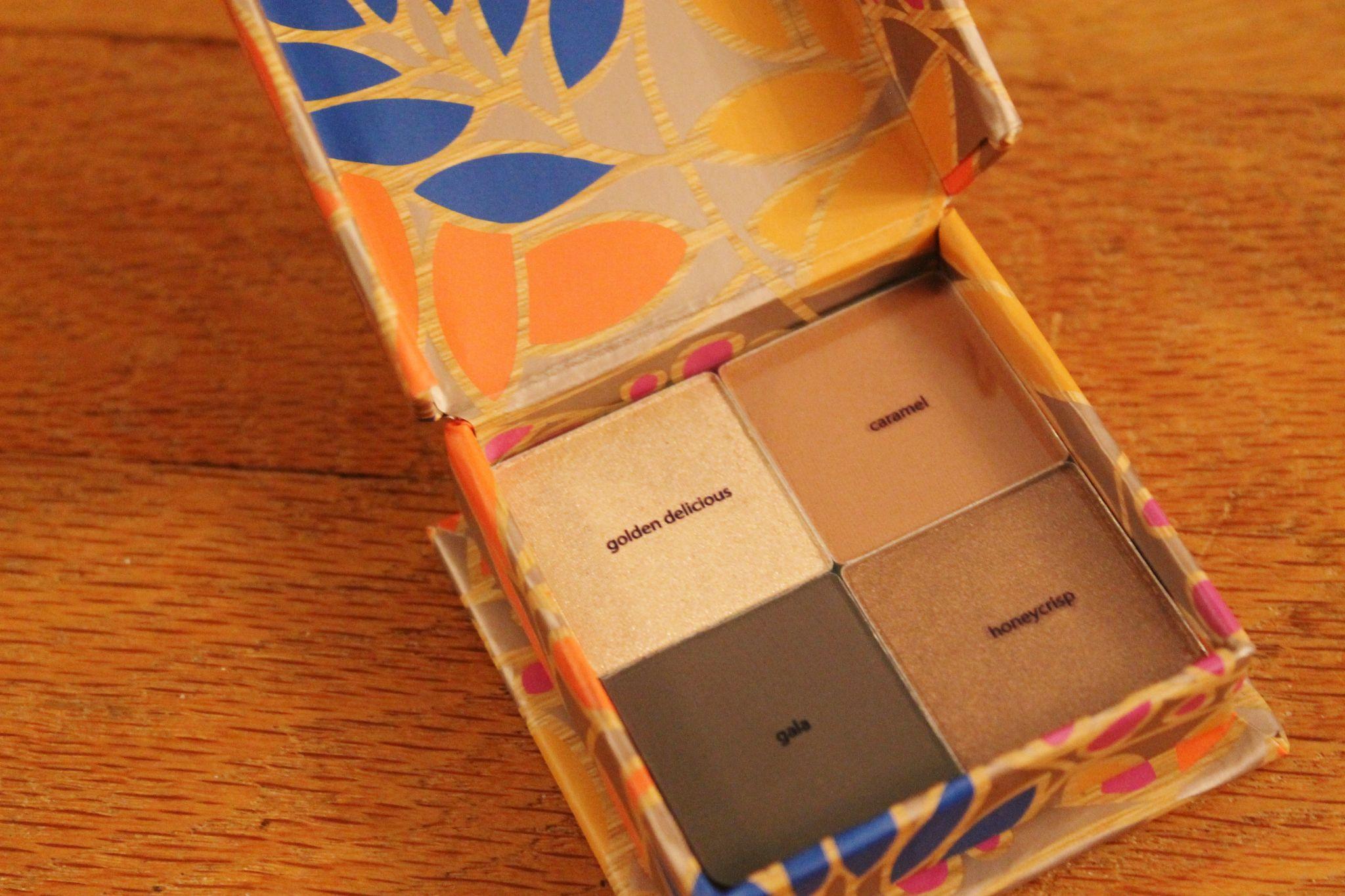 popsugar must have november 2015 tarte cosmetics eye shadow