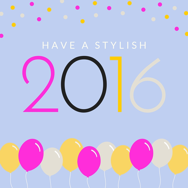 New Year's Style Resolutions cover