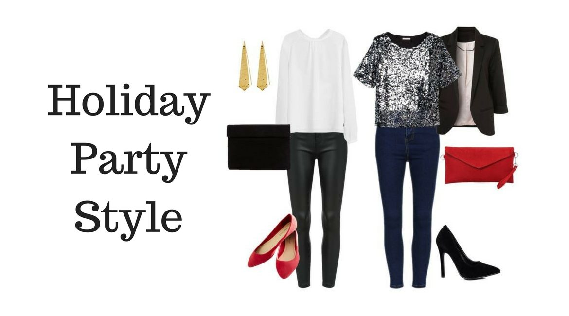 holiday party style - JK Style