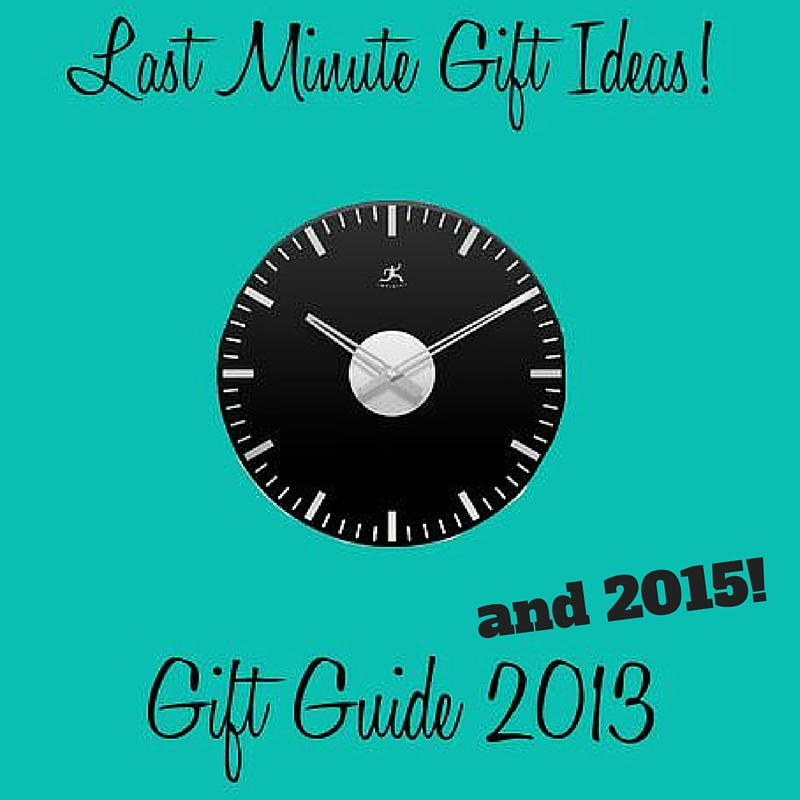 last minute gift guide 2015