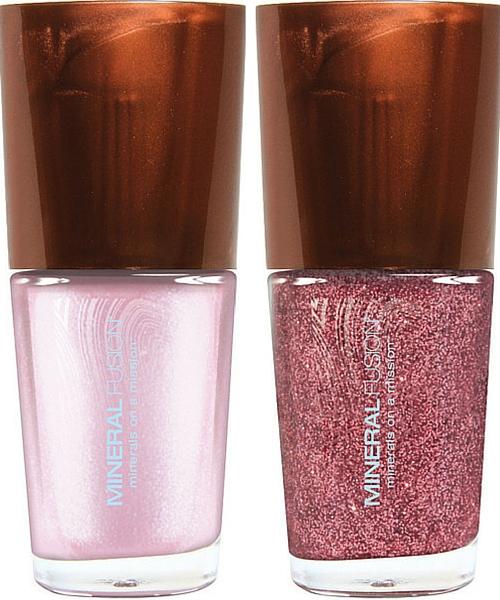 mineral fusion nail polishes