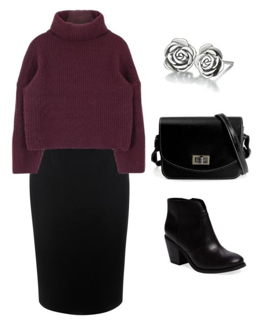 black pencil skirt styling 1
