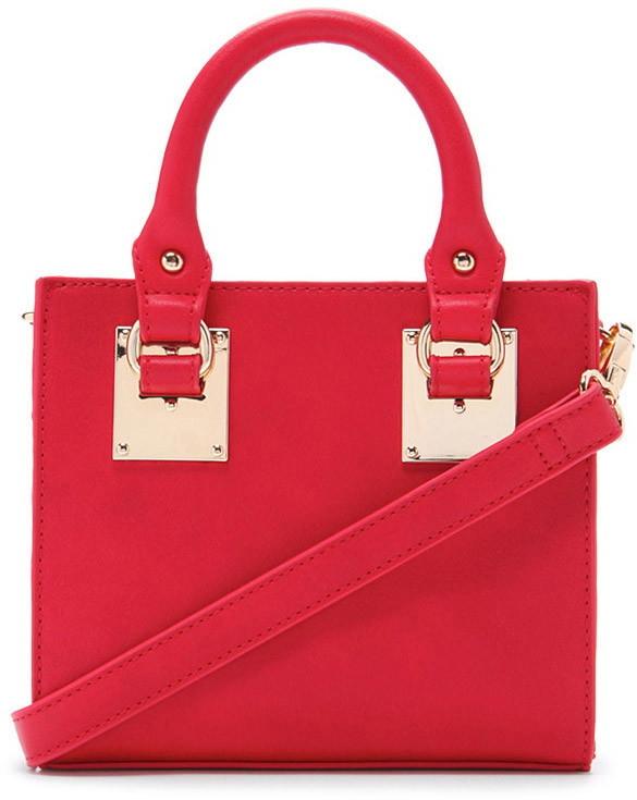 Forever 21 Red Bag
