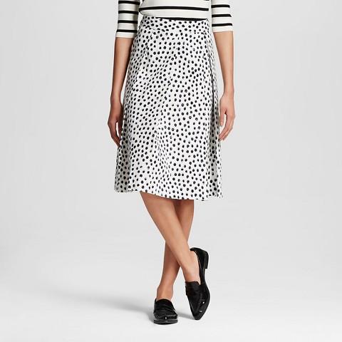 Target WhoWhatWear Birdcage Skirt