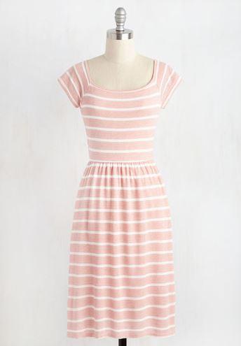 Modcloth Quaint the Town Dress