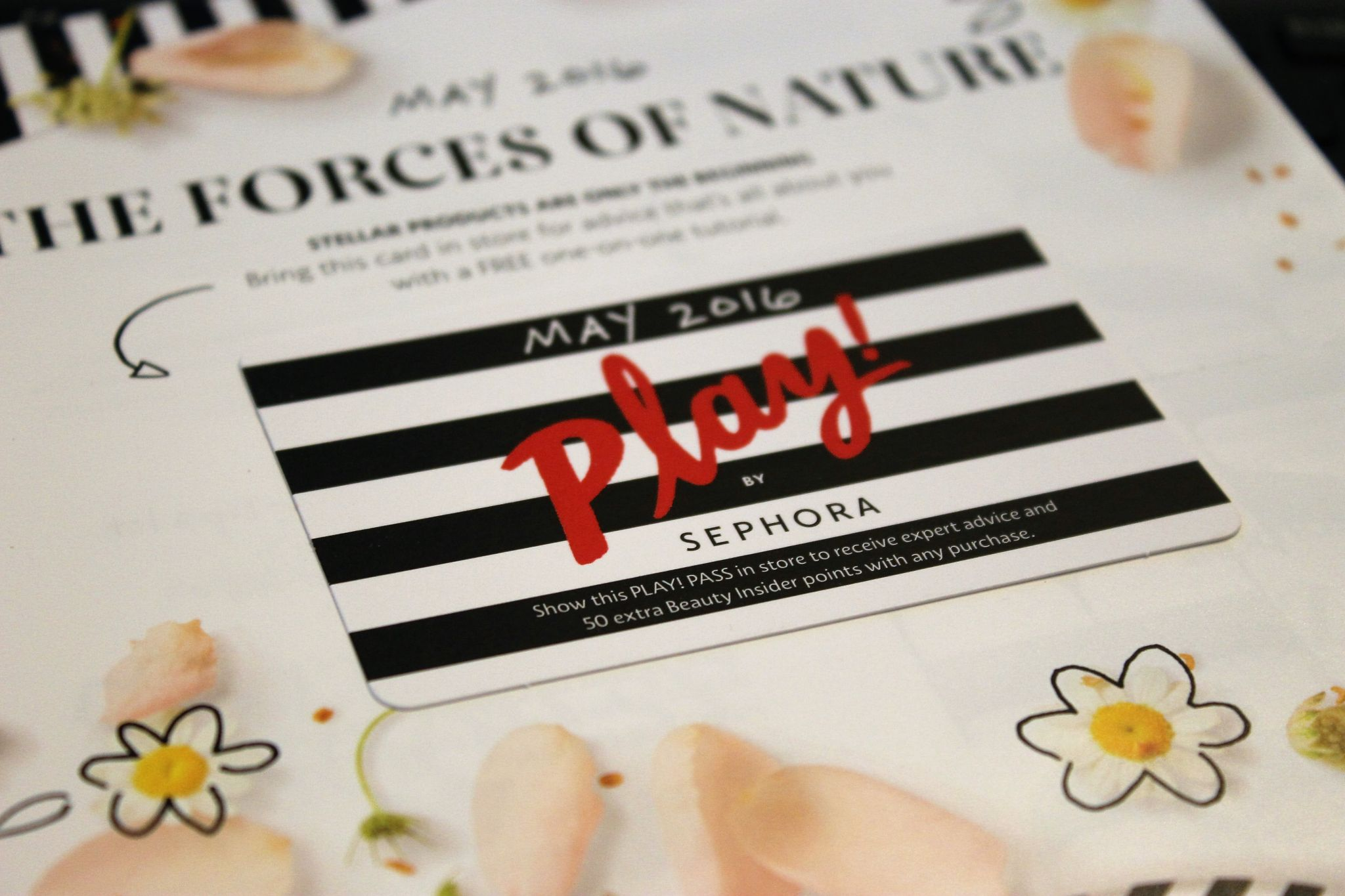 Play! by Sephora subscription box review