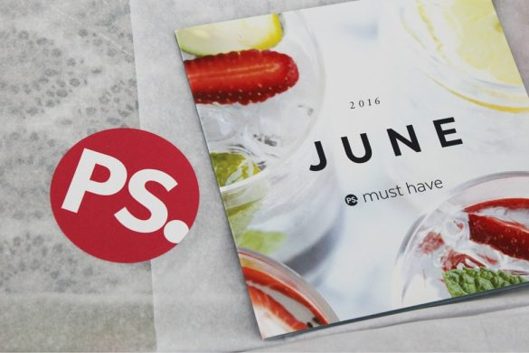 June Popsugar Must Have Box review cover