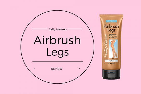 Friday Favorites; Sally Hansen Airbrush Legs review