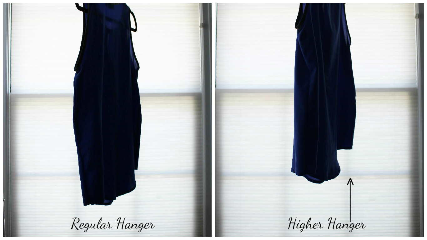 Higher Hangers comparison shot