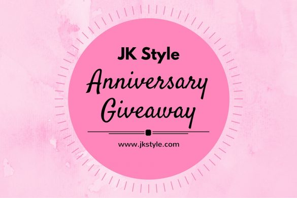 JK Style anniversary giveaway (1)