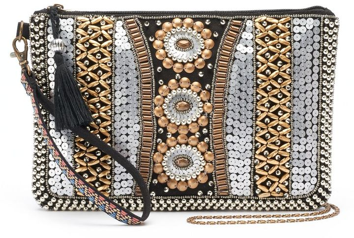 sequined bag fashion over 30