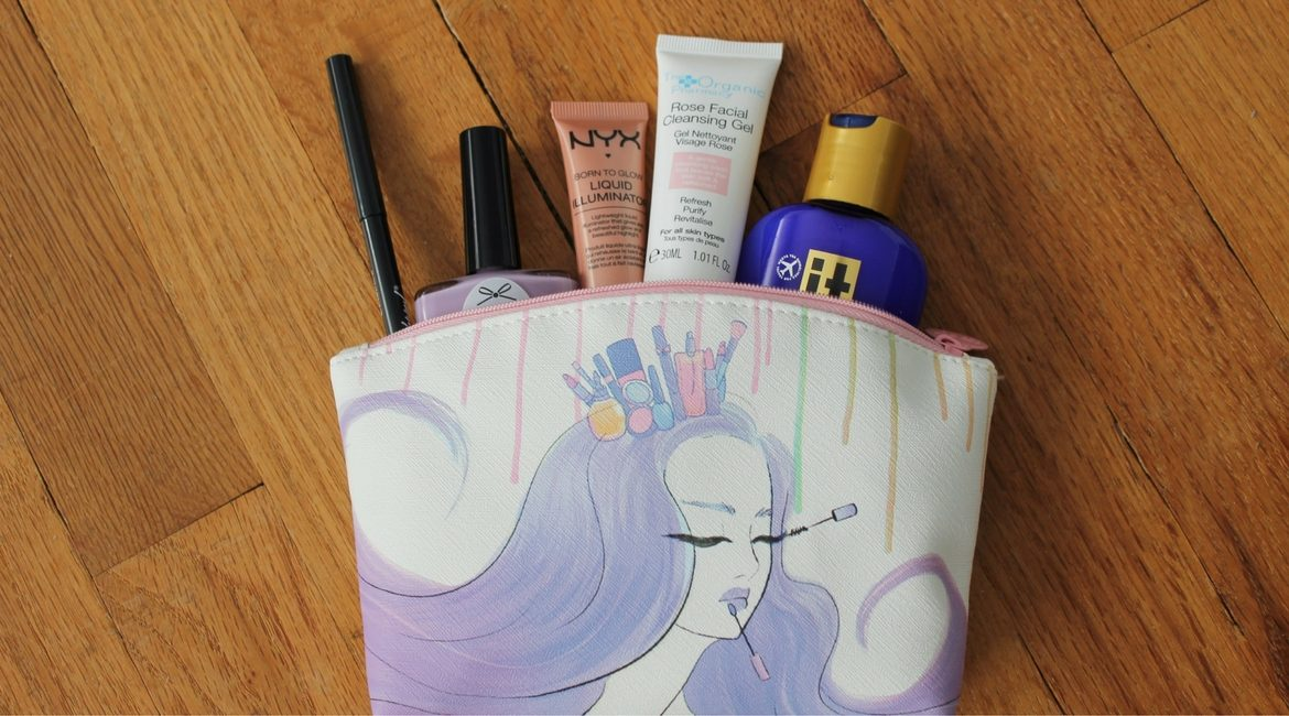 August Ipsy Glambag Review cover