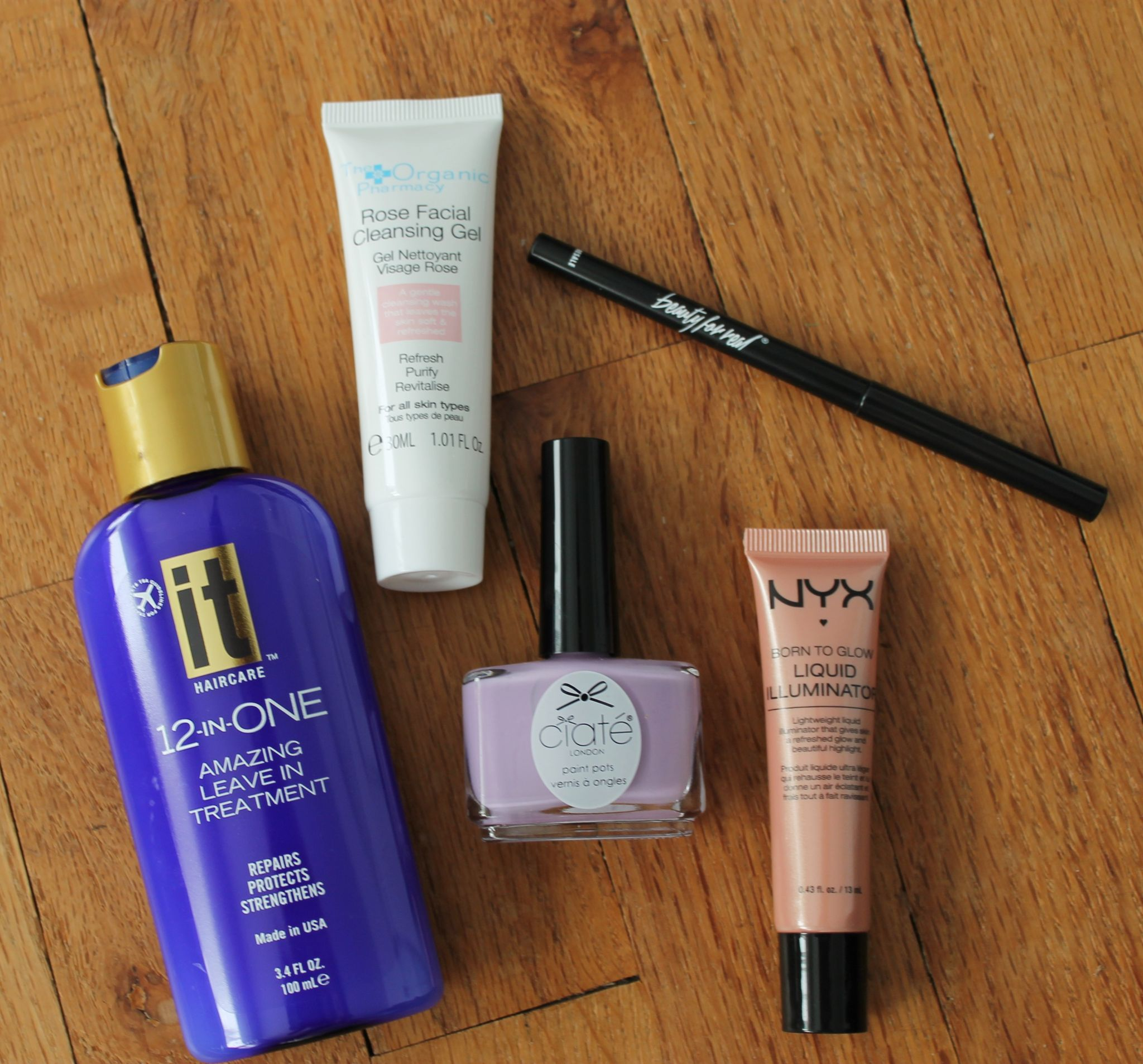 items August Ipsy Glambag review