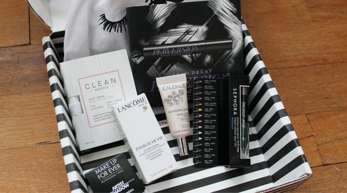 August Play By Sephora Box Review