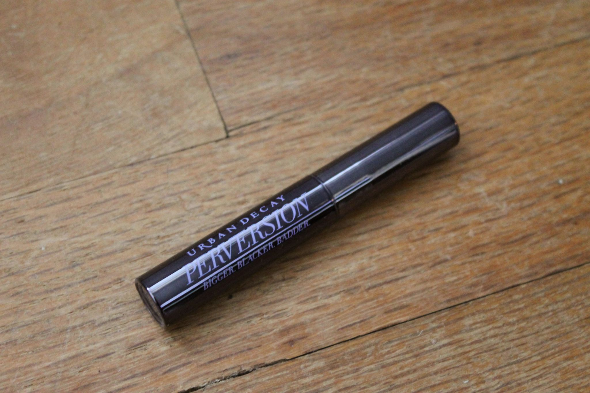 August Play by Sephora Urban Decay Perversion Mascara