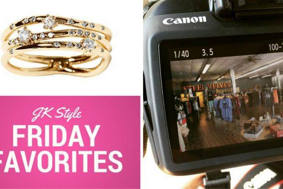 Aug 12 Friday Favorites