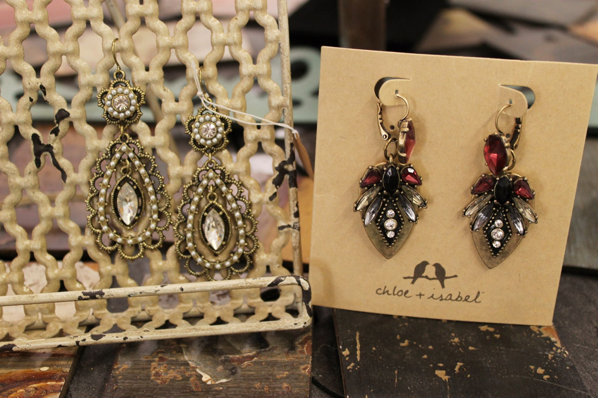 Southern Essence Boutique earrings