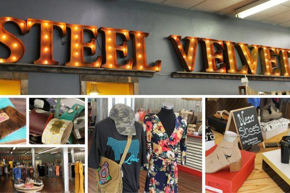 Steel Velvet cover photo