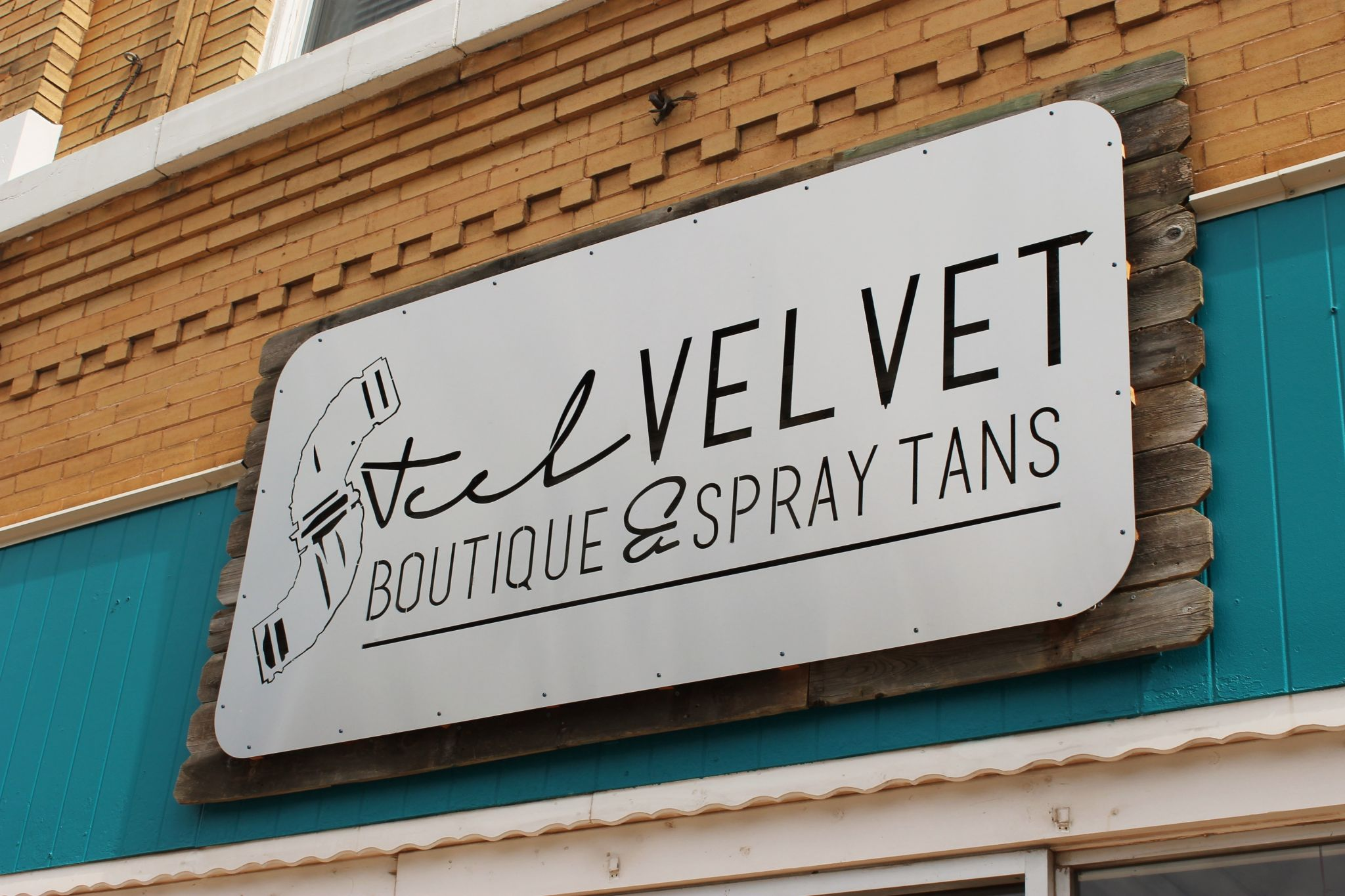 Steel Velvet boutique