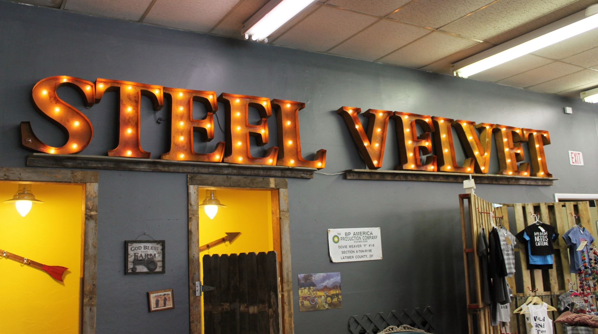 Steel Velvet in Chickasha