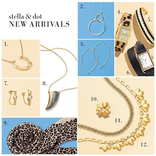 Stella & Dot Fall line items