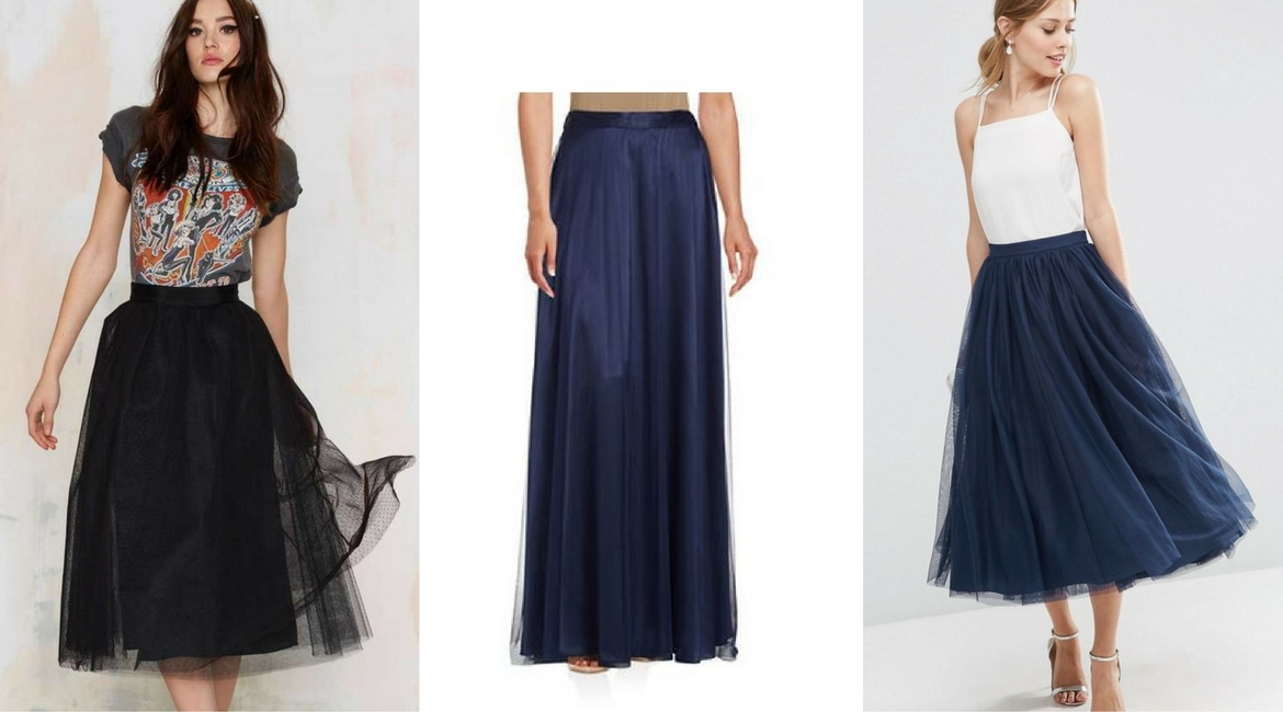 fashion over 30 tulle skirts 1