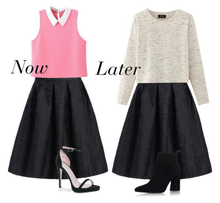 Now and Later Skirts 1
