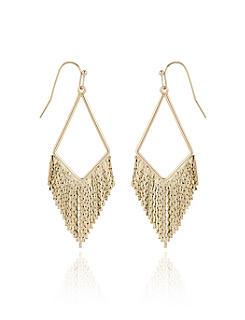 September Wish List Limited Diamond Cutout Earrings