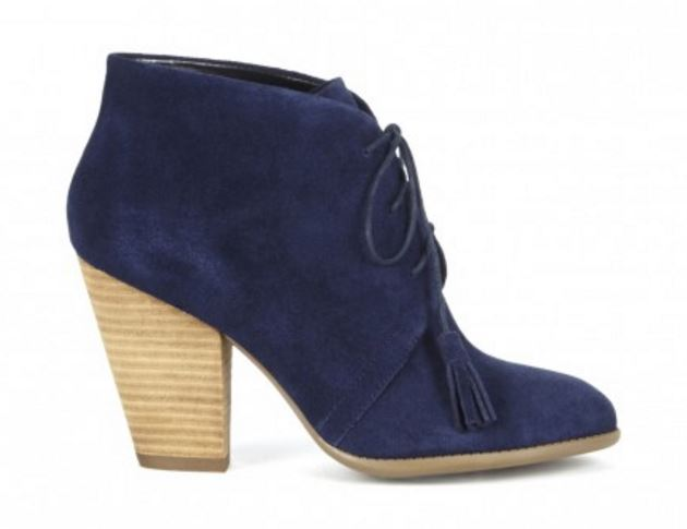 September Wish List Sole Society Ankle Boots