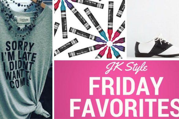 Friday Favorites September 9
