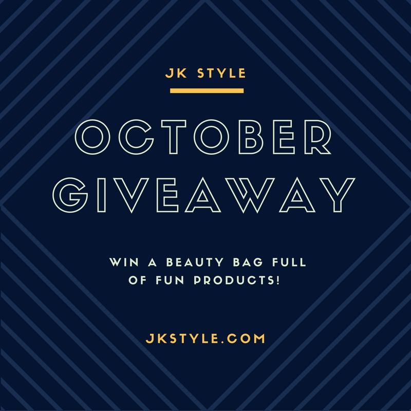 Friday Favorites October Giveaway