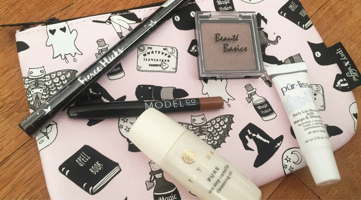 October Ipsy Glambag Review on JK Style