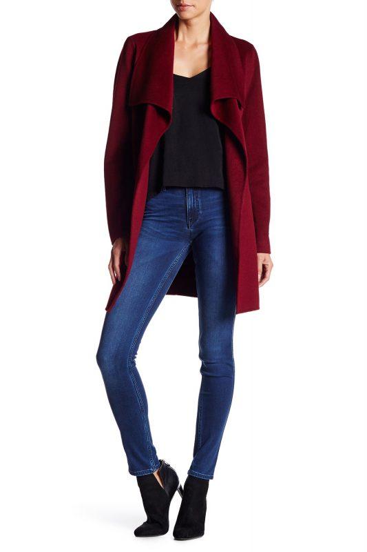 October Wishlist Tahari Ella Woold Blend Coat