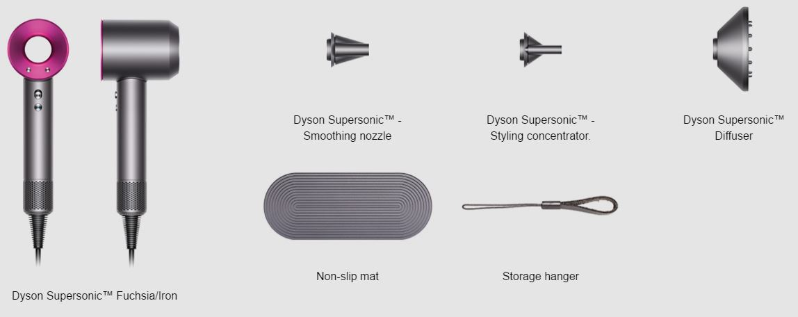 Friday Favorites Dyson Supersonic Hair Dryer