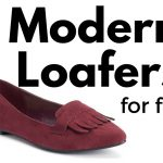modern loafers for fall