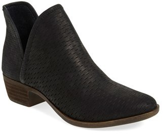 Lucky Brand Bashina Perforated Bootie
