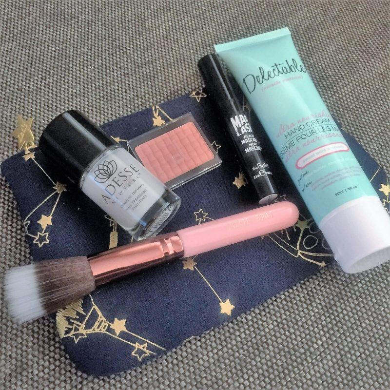 November Ipsy Glambag review