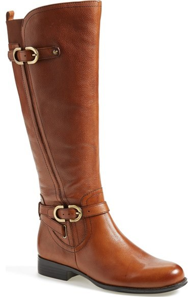 Friday Favorites cognac boots