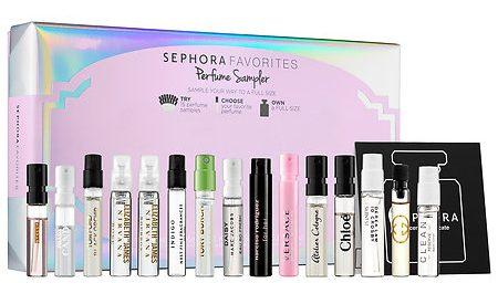Finding the perfect perfume Sephora Favorites Perfume Sampler