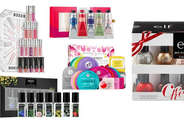 value gifts beauty sets to split up this Christmas