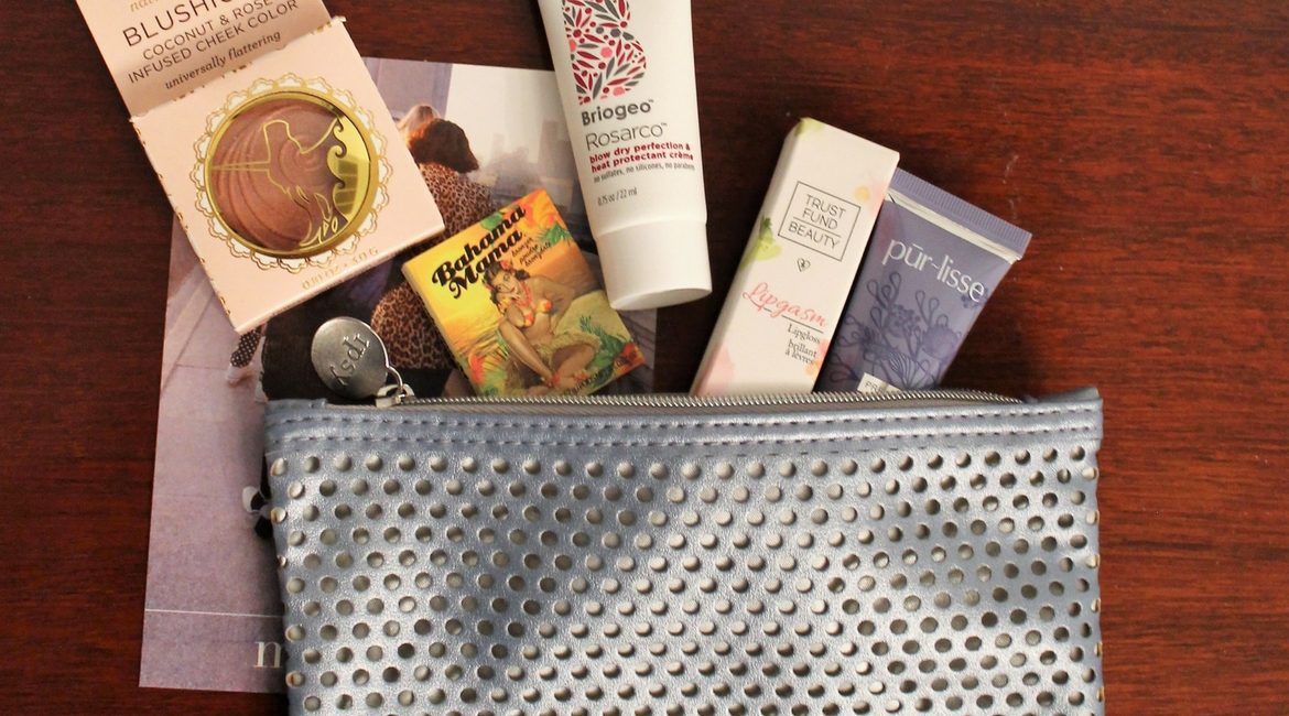 January Ipsy Glambag Review on Splendry