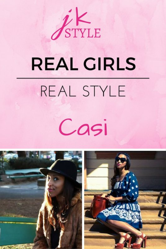 Real Girls Real Style on JK Style featuring Casi