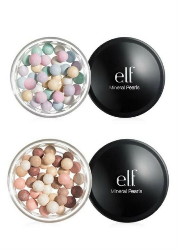 e.l.f. mineral pearls in Skin Balancing and Natural