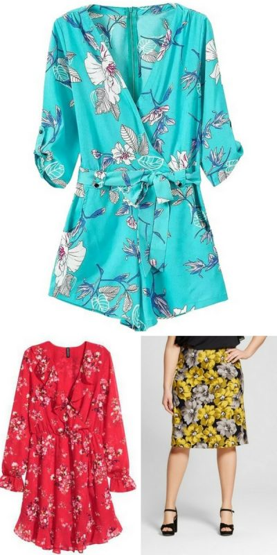 Floral Finds Under $50 part 3