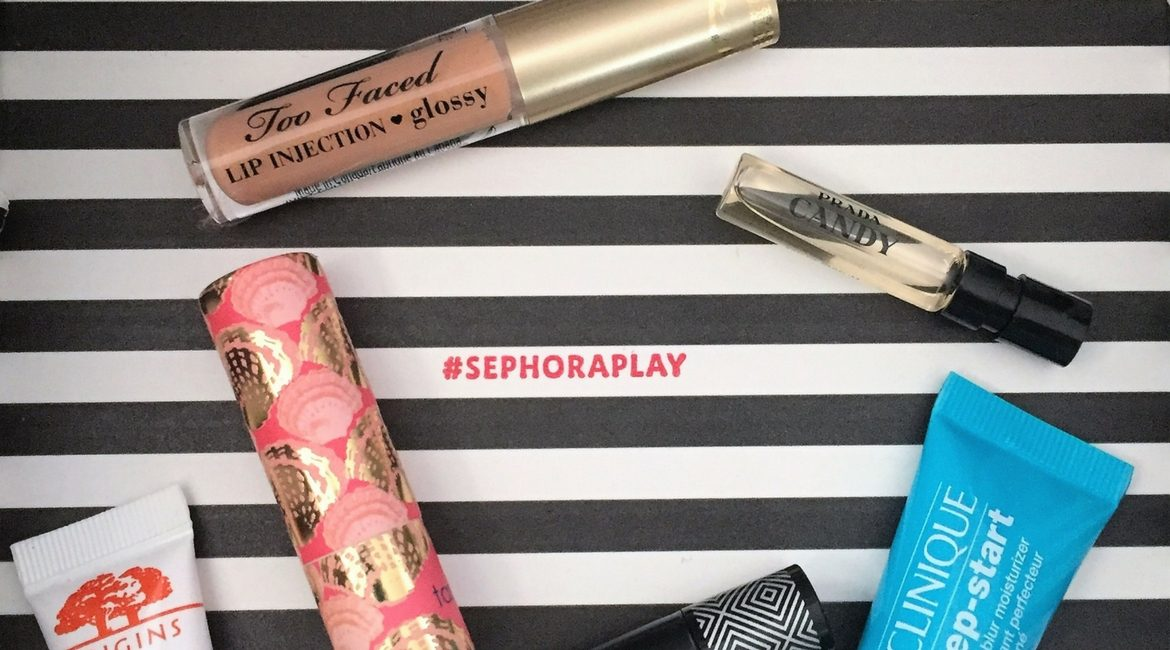 JK Style February Play by Sephora Subscription Box Review