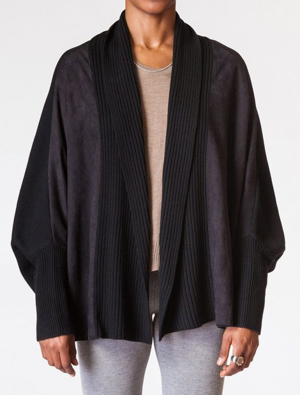 Shopping weekend in Dallas Ester Cardi from Pieces JK Style