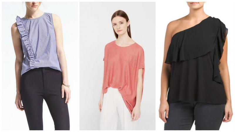 2017 Spring trends I love, including modern tailoring