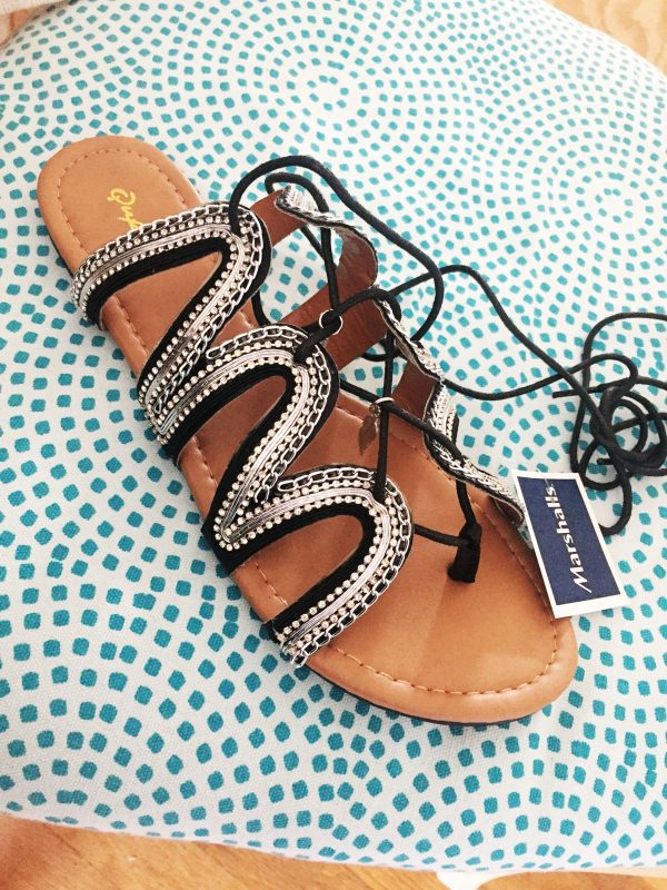 Friday Favorites - Marshalls Qupid Jamilla Sandals - JK Style