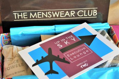 March Menswear Club Parcel Review on JK Style