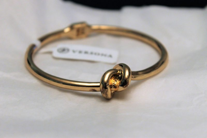 Spring Style at Versona - Knot Bangle Giveaway - JK Style